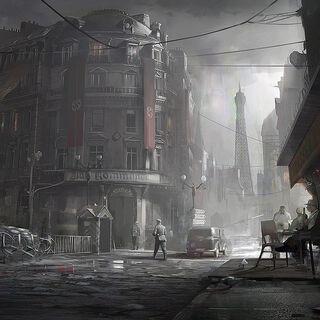 二战中巴黎的德军总部