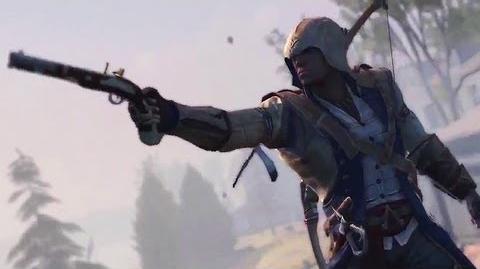 Assassin's Creed 3 - TV-Werbespot aus dem US-Fernsehen mit Gameplay-Szenen