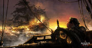Assassin's Creed IV Black Flag RiggedToBlow by max qin