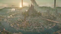 Atlantis simulation