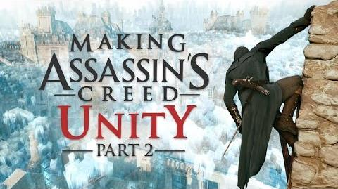 Making Assassin's Creed Unity Part 2 - Next Generation Technology