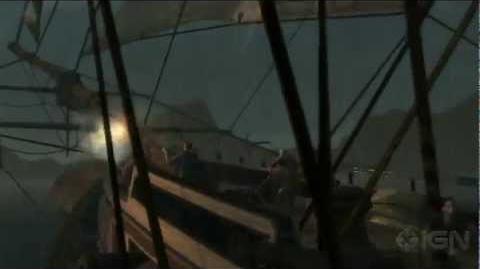 Морские сражения в Assassin's Creed 3