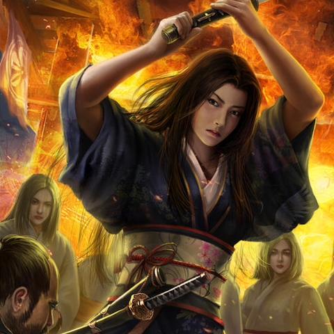<b>Chiyome</b> et ses kunoichi