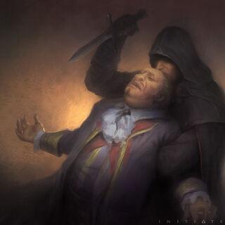 海瑟姆刺殺一名商人
