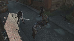 AC3 Musket soldiers
