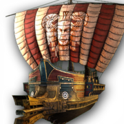 ACOD The Phoenician ship design