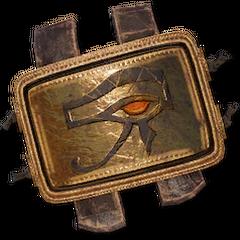 克利奥帕特拉送给巴耶克的守护者徽章