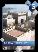 ACR Militia Barracks