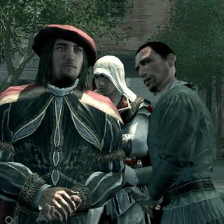在护送埃齐奥和莱昂纳多之后,阿尔维瑟失望了