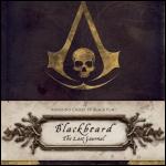 Blackbeard Lost Journal Button