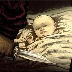 马里奥刚出生时