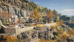 ACOD Sanctuary of Athena Pronaia