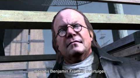 Assassin's Creed III - De tirannie van koning Washington - Het verraad-trailer