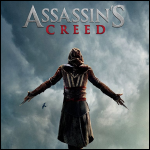 Assassin's Creed The Movie Poster Button