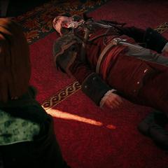 阿尔诺发现夏尔的尸体