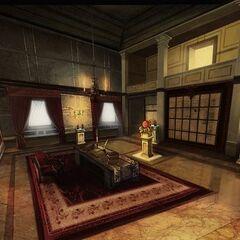 马里奥的书房