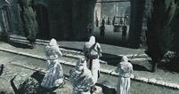 Zabójstwo (Garnier de Naplouse) (wejście do fortecy) (AC1) (by Kubar906)