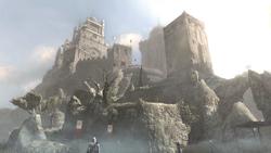 AC1 Masyaf Fortress