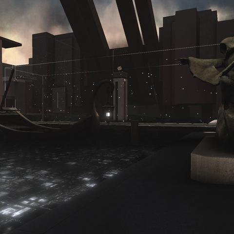 Animus黑室中的卡戎