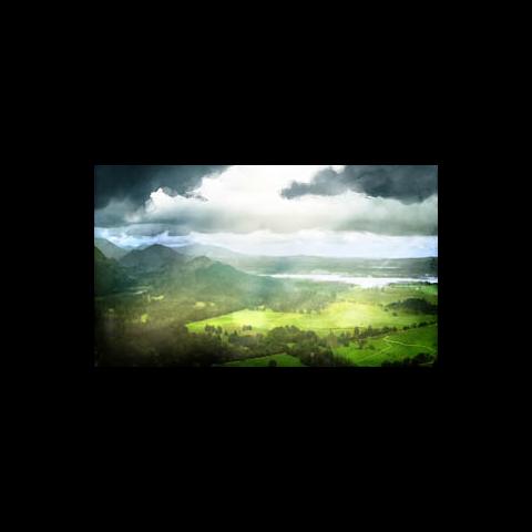 Montagne allemande