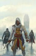 Assassin's Creed Underworld Cover