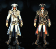 White - Dark (AC3 Huntsman)