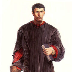 Concept art of Niccolò as he appears in <i>Assassin's Creed II</i>