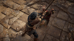 ACOD Shadow of a Legend - Kassandra Attacked