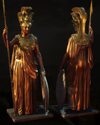ACOD Statue of Athena 3D Models