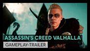 Assassin's Creed Valhalla Gameplay-Trailer Ubisoft DE