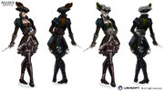 AC4 Puppeteer Customizations - Concept Art