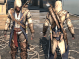 Assassin's Creed III outfits