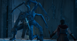 ACOD FoA JoA The Fate of Atlantis - Kassandra Confront Hekatonchires