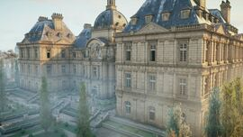 ACU Palais du Luxembourg