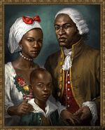 Davenport famille tableau