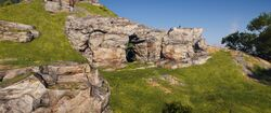 ACOD Cave of Danaos entrance