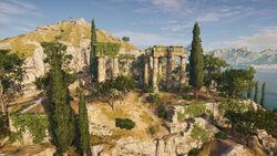 ACOD Temple of Zeus Chthonios