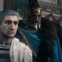 César et Septimius
