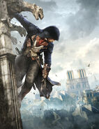 ACU Paris Arno Dorian Wallpaper 2