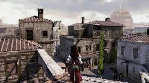 Assassin's Creed Brotherhood - ComiCon 2010 - Trailer Multiplayer