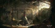 Assassin's Creed III Liberation - Chamber by nachoyague