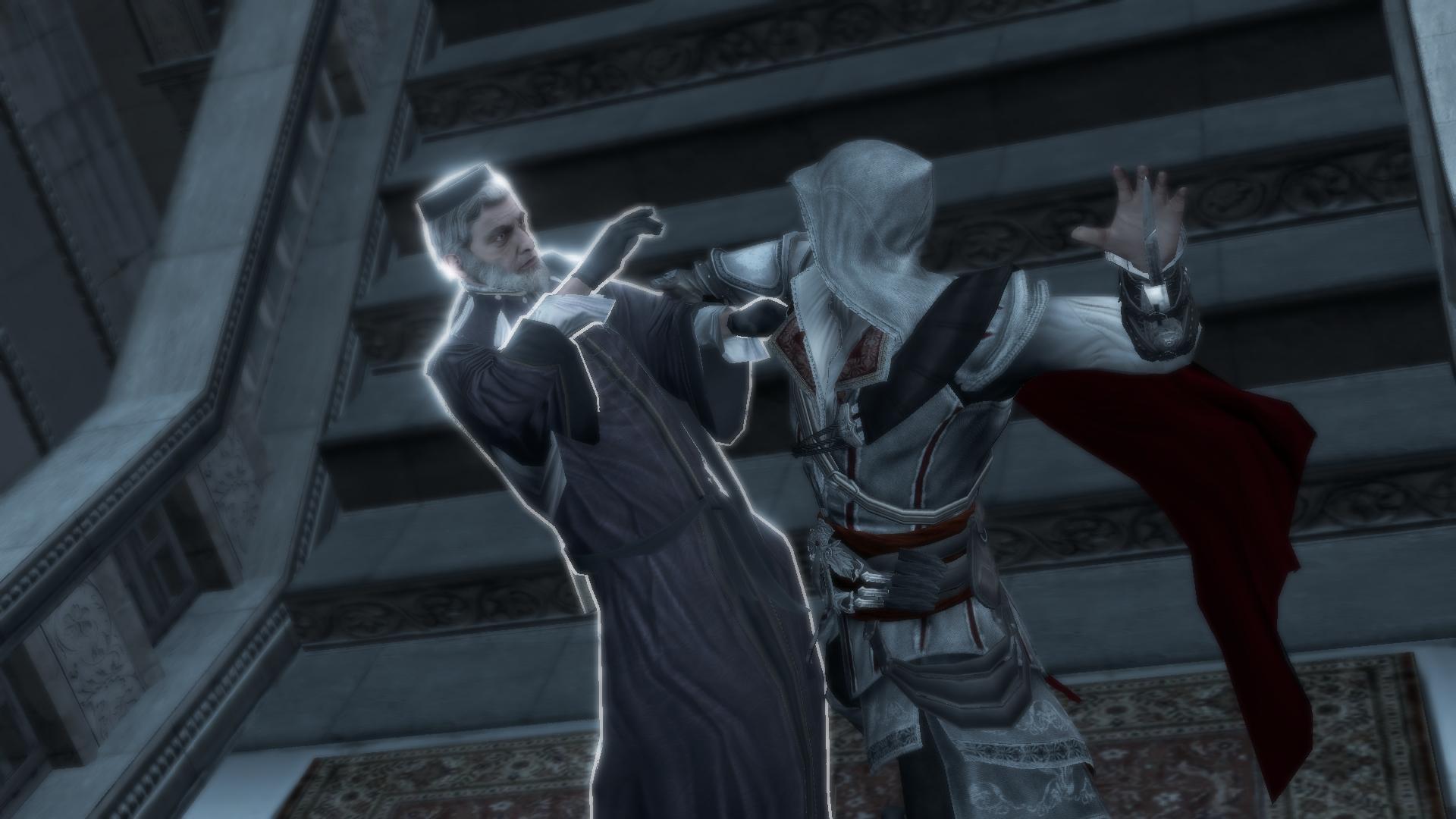 Assassins creed brotherhood radioactive dating