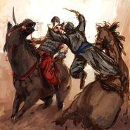AC1 Assassinat Cheval concept