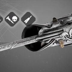 武器清单中的袖枪
