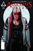 AC Titan Comics 14 Cover B