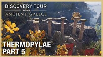 Assassin's Creed Discovery Tour Thermopylae Ep. 5 Ubisoft NA