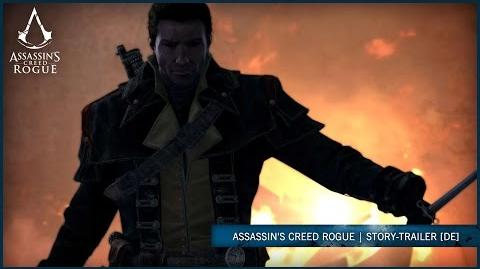 Assassin's Creed Rogue Story-Trailer DE