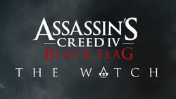 Assassins Creed IV Black Flag The Watch logo