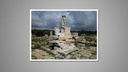 DTAE Cyrene - Prow Monument
