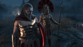 Introduction - Leonidas - Assassins Creed Odyssey
